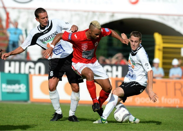 Bocholt wipt Antwerp uit Beker