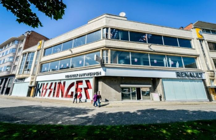 Renault-garage maakt plaats voor flats en studentenkoten