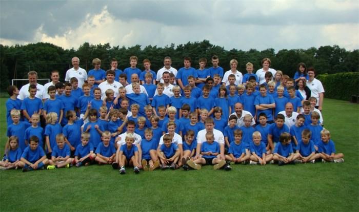 KVC Haacht op voetbalkamp in Nederland