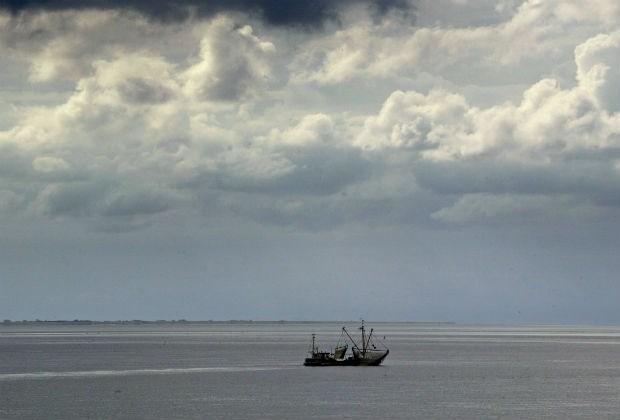 Grote zoekactie naar vermist schip op Waddenzee