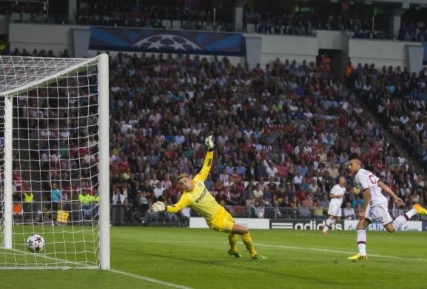 PSV speelt gelijk tegen AC Milan, Zenit bijna zeker van CL