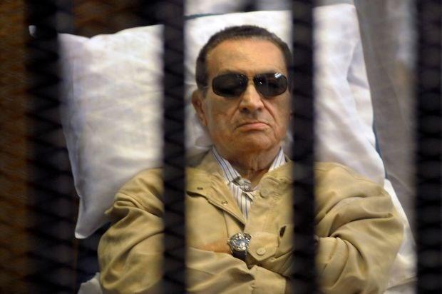 Gewezen Egyptische president Moebarak heeft gevangenis verlaten