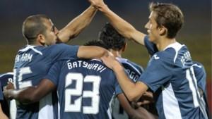 Standard wint met 0-2 tegen tien Wit-Russen