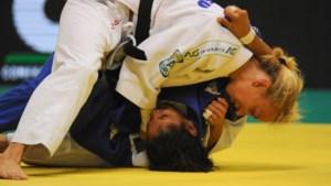 Charline Van Snick haalt halve finales op WK judo