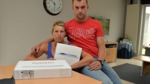 Ligt gestolen iPad in Poolse ambassade?