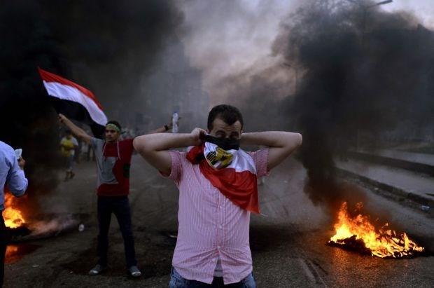 Aanhangers Morsi komen straat op: zes doden