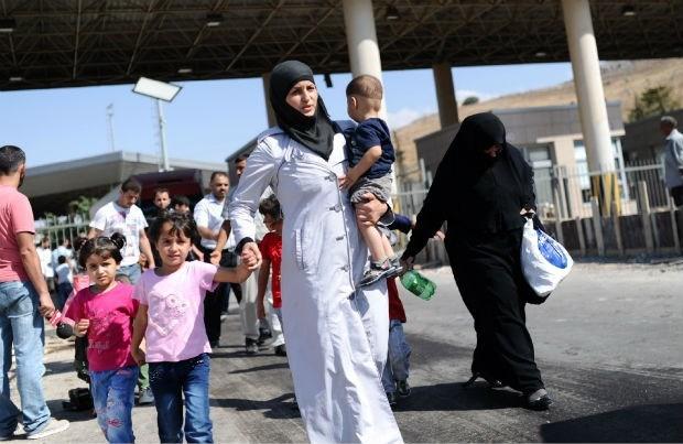 Syrische vluchtelingen krijgen in België bijna altijd bescherming