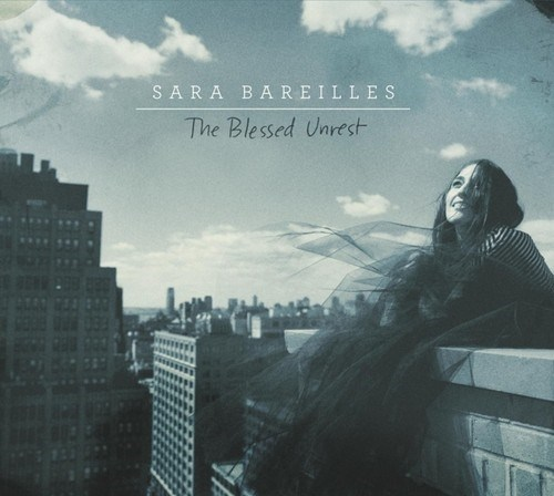 CD: The blessed unrest-  Sara Bareilles (**)