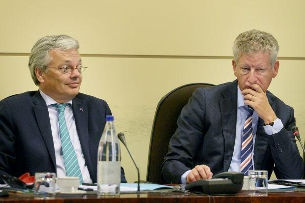 Belgische partijen niet op een lijn over Syrië