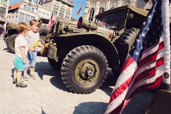 Dijlestad 69 jaar geleden bevrijd