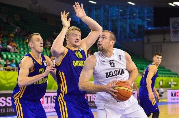 Belgian Lions verliezen nipt van Oekraïne in openingsmatch EK