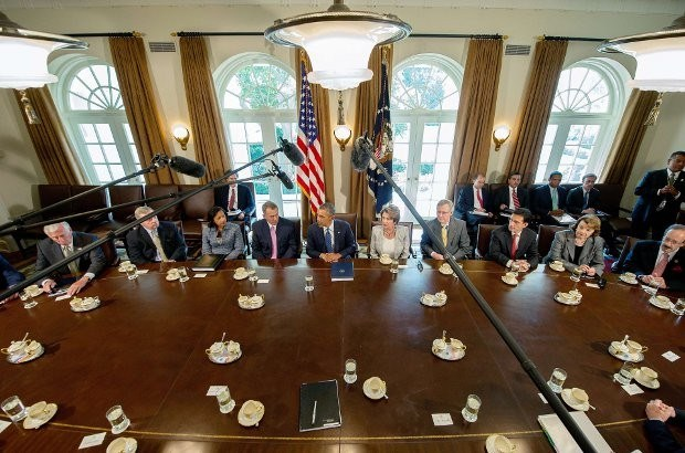 Senaatscommissie keurt militaire actie tegen Syrië goed