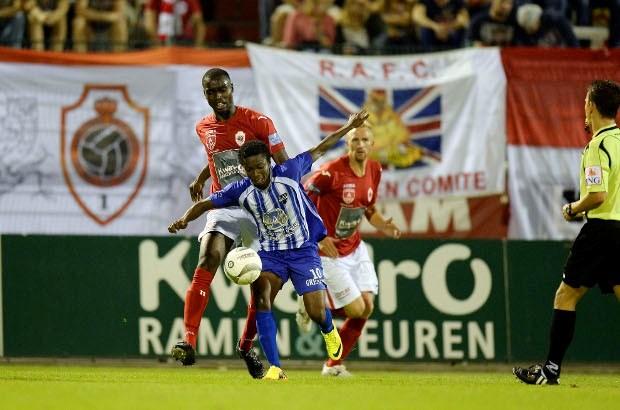 Antwerpse clubs pakken allemaal een punt