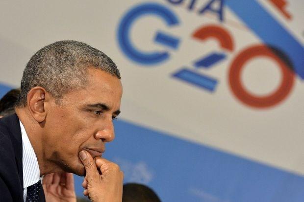 Obama ontmoet na G20-top Russische vertegenwoordigers homogemeenschap