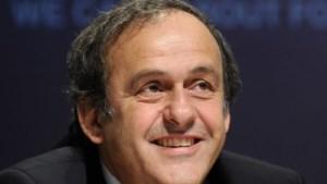 Platini beslist pas in 2014 over kandidatuur voor FIFA-voorzitterschap
