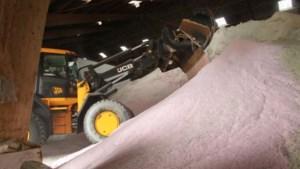 Wegen en Verkeer slaat opnieuw 42.000 ton strooizout in