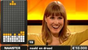 Studente Saar Bossuyt (23) breekt record in 'Blokken'