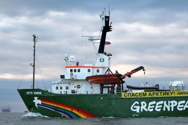 Rusland kan Greenpeace-activisten vervolgen voor terrorisme