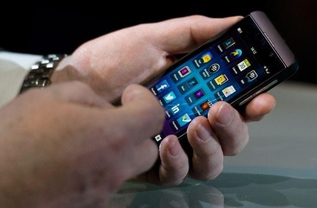 BlackBerry schrapt 4.500 van de 12.000 banen