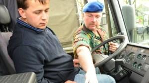 Jobdag chauffeur Defensie Grobbendonk