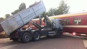 Treinramp nipt vermeden in Ruisbroek