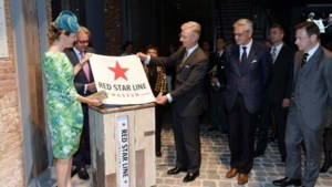 Red Star Line Museum officieel geopend