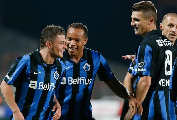 Club Brugge wint in Bergen, eerste competitiezege voor Oostende