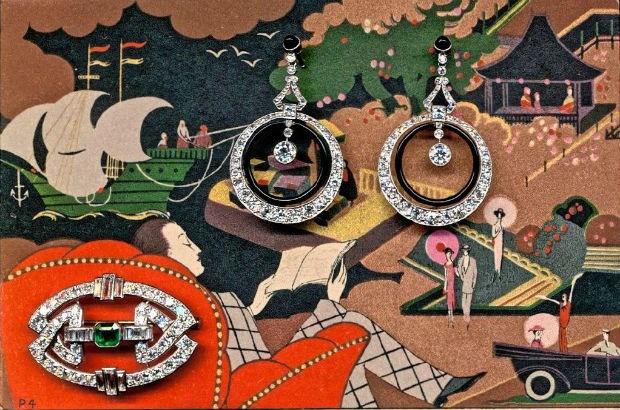 Juwelier pakt uit met sieraden uit de tijd van Red Star Line
