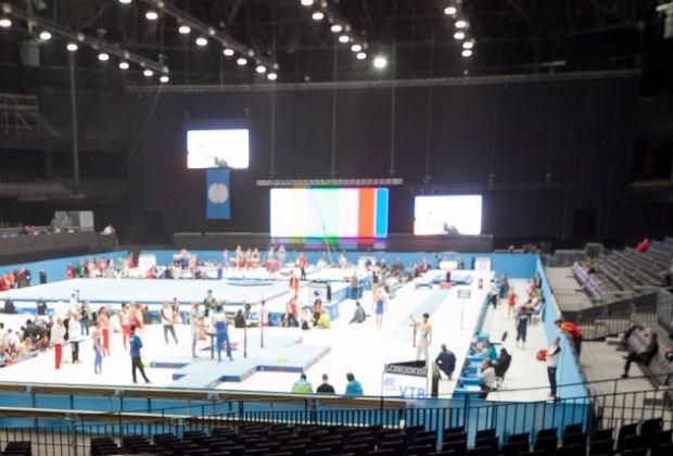 14.000 overnachtingen en 425 gymnasten voor WK turnen