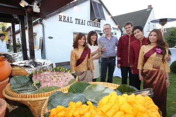 Het Thaise Hof mikt op fijnproevers uit eigen gemeente