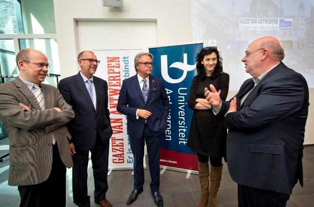 Digitaal archief Gazet van Mechelen gelanceerd