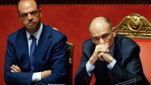 Tweespalt in partij van Silvio Berlusconi