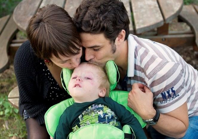 Heel Nijlen steunt jongen (2,5) met foutje in genen