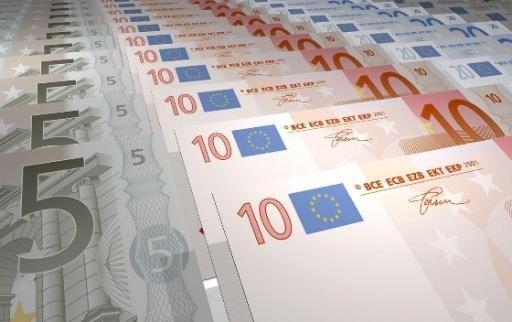 Euro stijgt naar hoogste koers in acht maanden