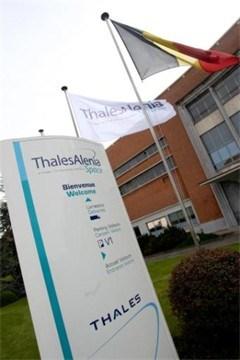 Thales Alenia Space Belgium opent site in Leuven