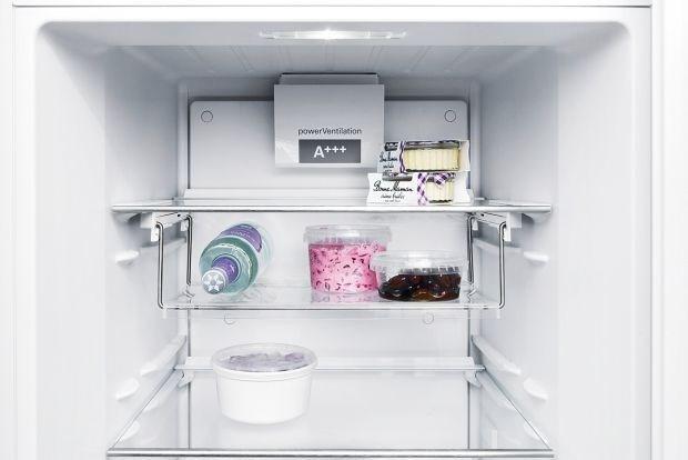 Man verschanst zich voor politie in koelkast