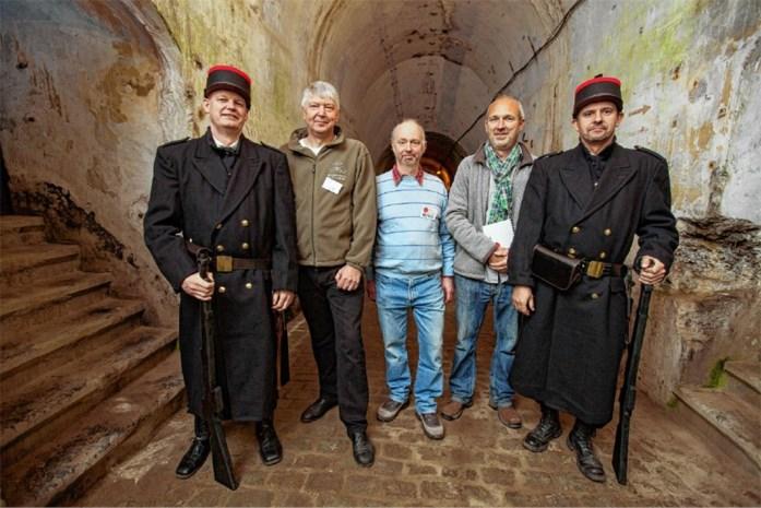 Kessels fort staat centraal bij herdenking wereldoorlog