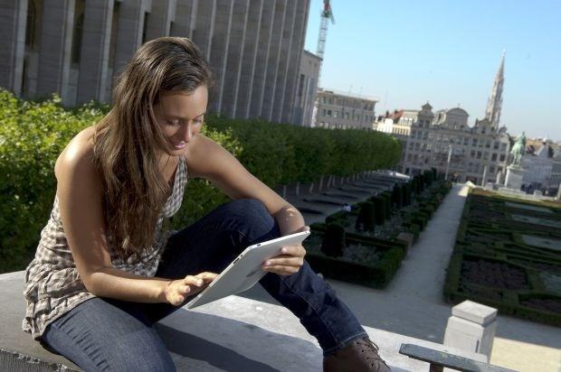 België pas 25e in meest ontwikkelde ICT-landen