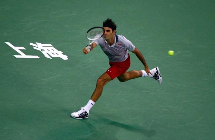 Roger Federer split met coach
