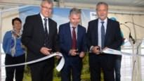 Electrabel neemt derde windmolenpark in gebruik