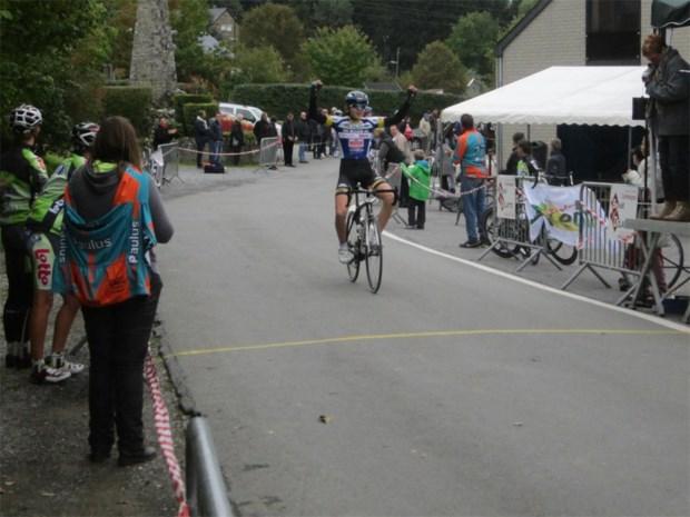 Geelse aspirant wint in Comblain-La-Tour