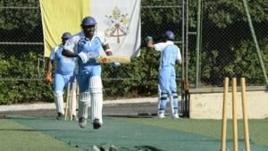 Vaticaanstad heeft eigen cricketploeg
