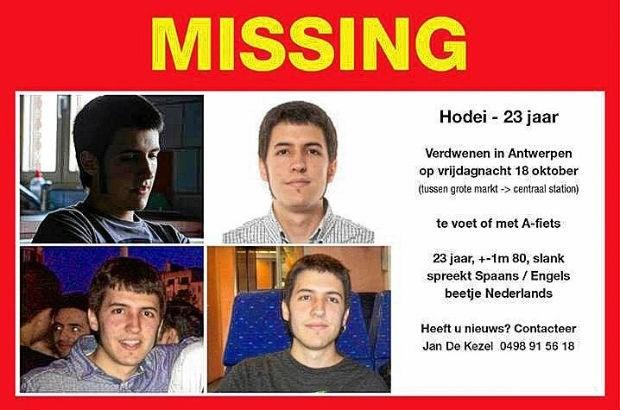 Verdachte opgepakt in vermissingszaak