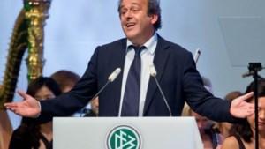 Michel Platini wil 40 landen in WK-eindronde