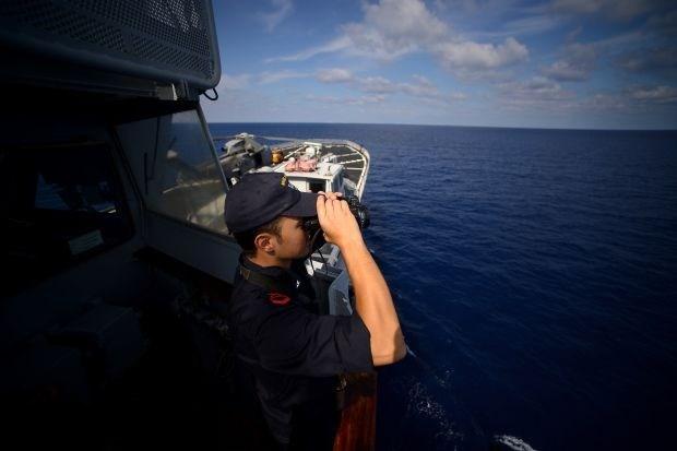 Italiaanse kustwacht redt 41 bootvluchtelingen nabij Lampedusa