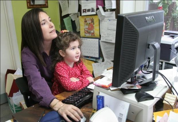 38% van de werkende bevolking combineert een job met kinderen
