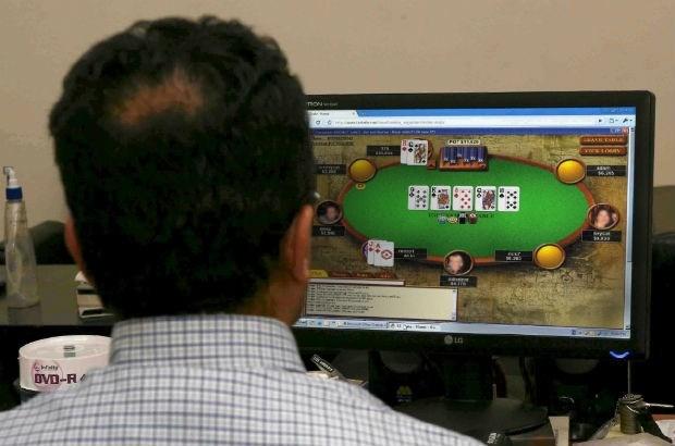Belgen verslingerd aan online gokken