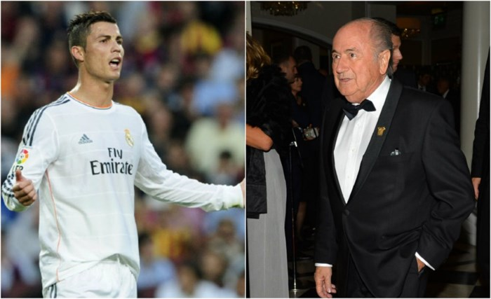 "Cristiano Ronaldo ""not amused"" met uitspraken van FIFA-baas"