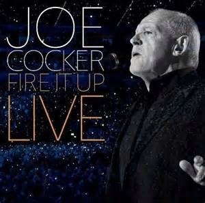 CD: Joe Cocker -Fire it up live (**)