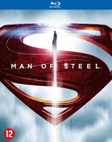 DVD: Man of Steel (**)